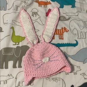 Anthropologie baby knit hat